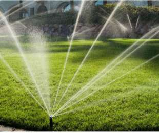 Автоматический полив (Советы по сохранению воды)